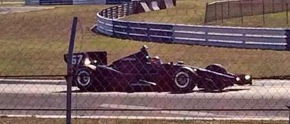 2014 car 67 testing