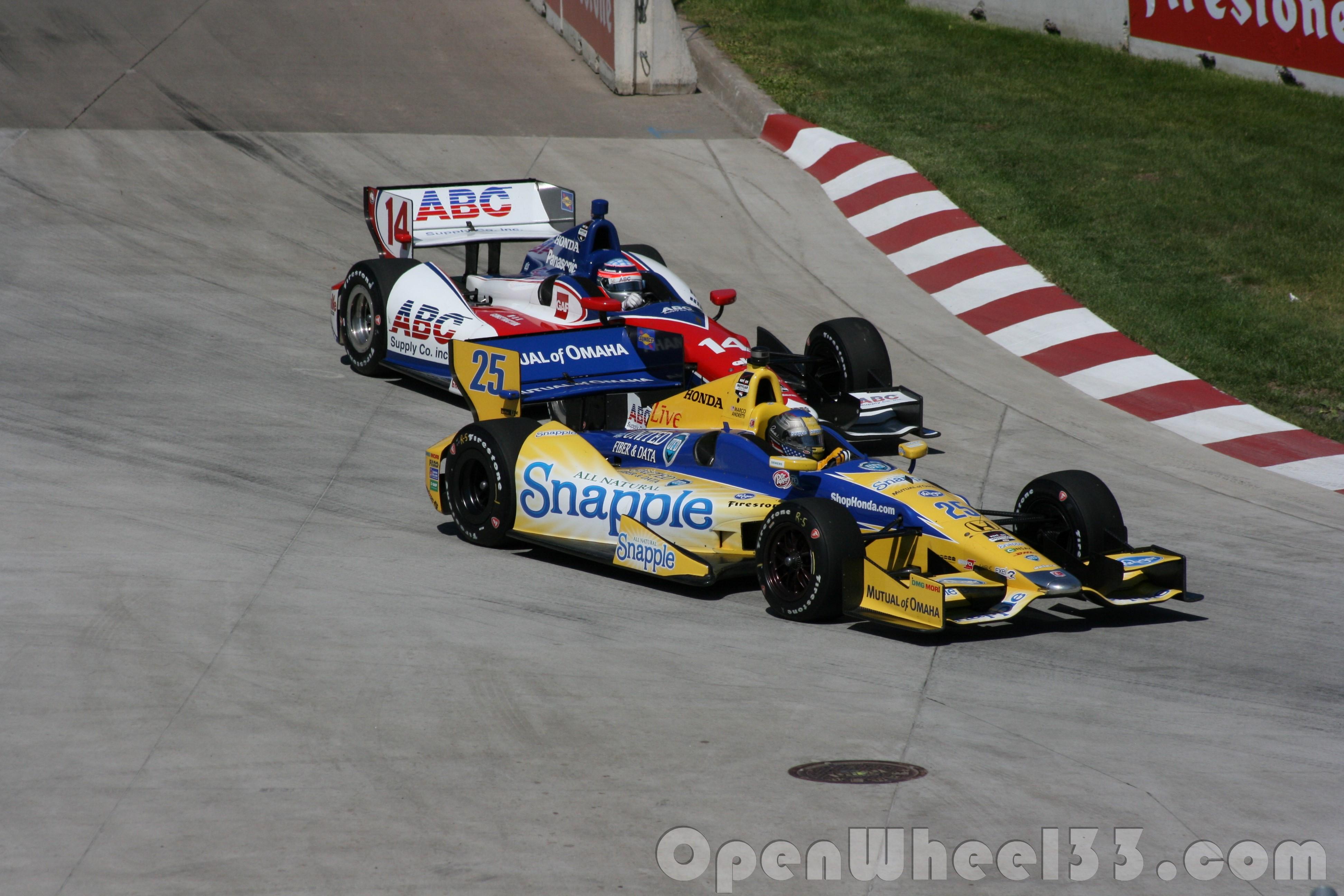 2014 Detroit GP R1 - 58 - PH