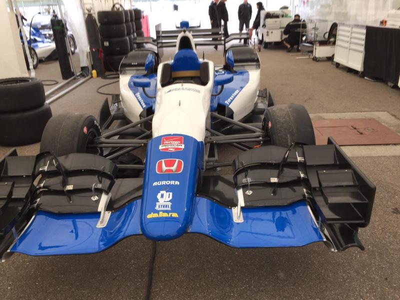2015 CAR 19 MARCH SEBRING TEST