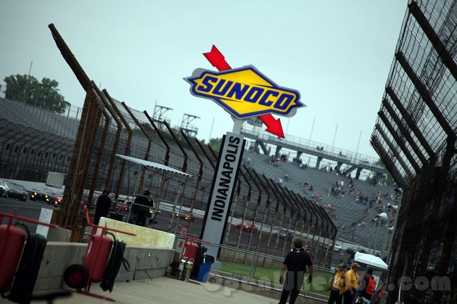 New Sunoco sign