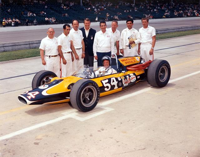 1966 CAR 54