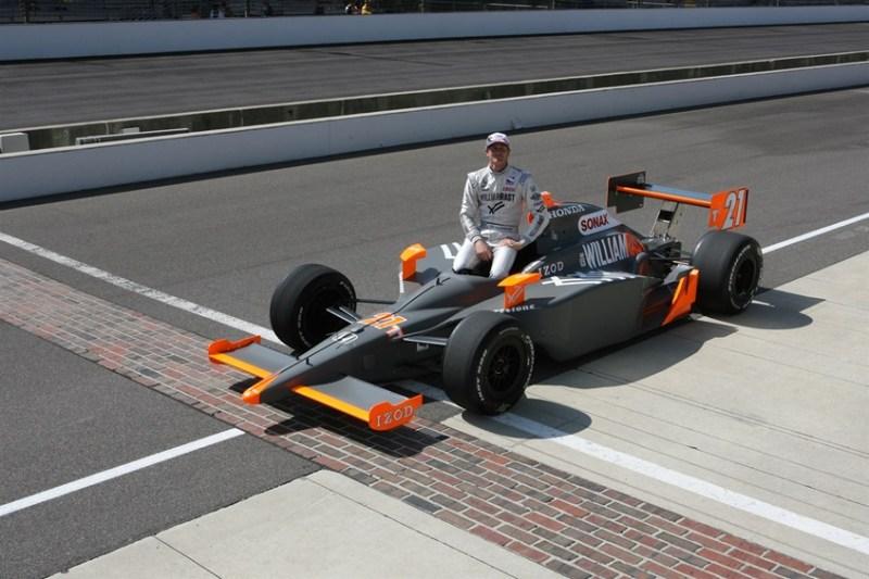 2009 Paint Schemes - 2009 INDY 500 CAR 21