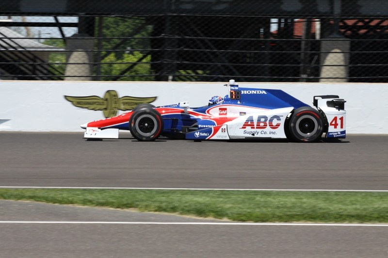 2016 CAR 41 INDY DAY 4