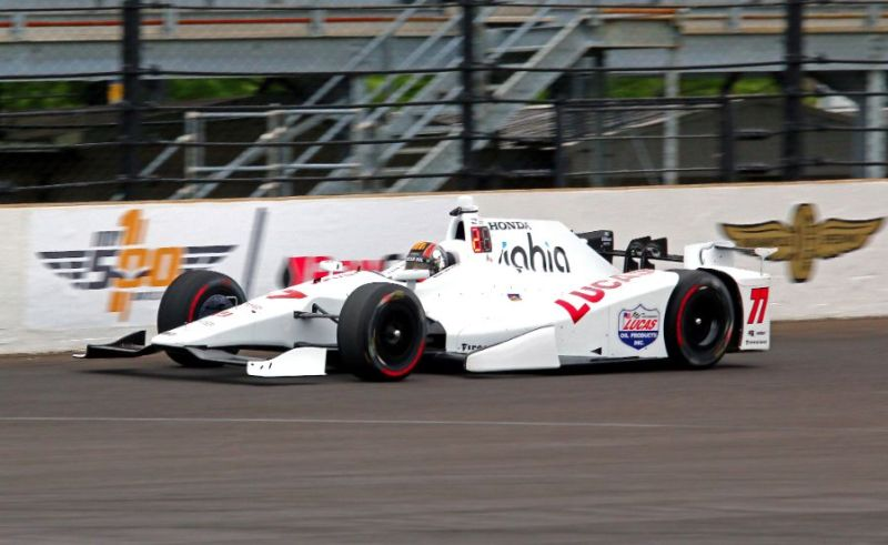 2016 CAR 77 INDY DAY 1
