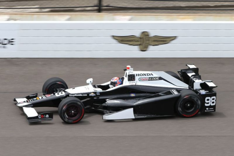2016 CAR 98 INDY DAY 1
