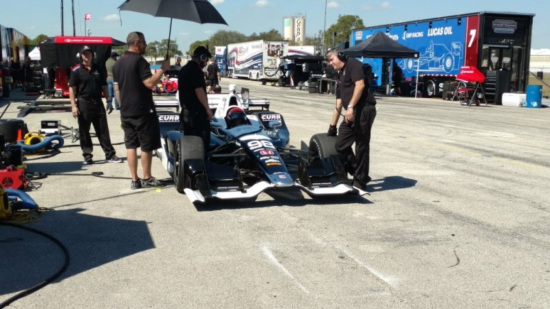 2016 CAR 98 SEBRING TESTING