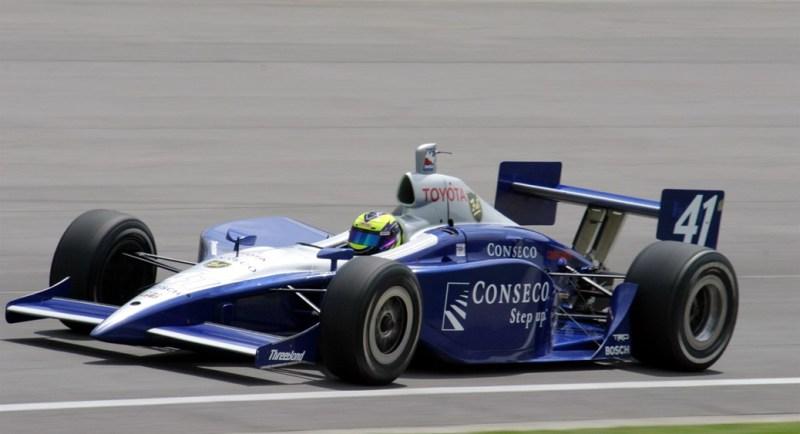 2003 car 41