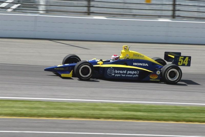 2003 car 54
