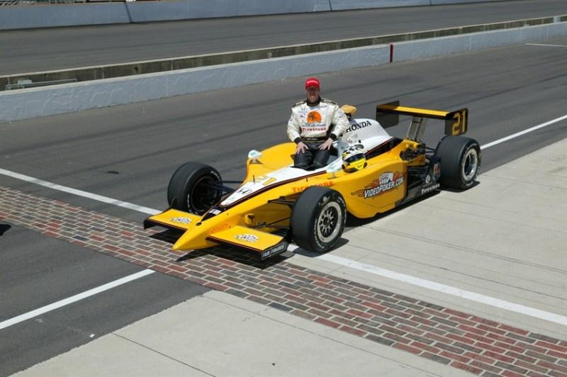 2006 Paint Schemes - 2006 CAR 21 INDY 500