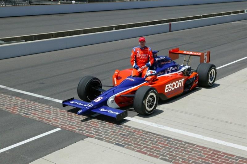 2006 Paint Schemes - 2006 CAR 5 INDY 500