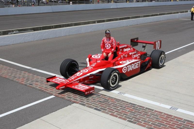 Indy500 2008 - No. 10