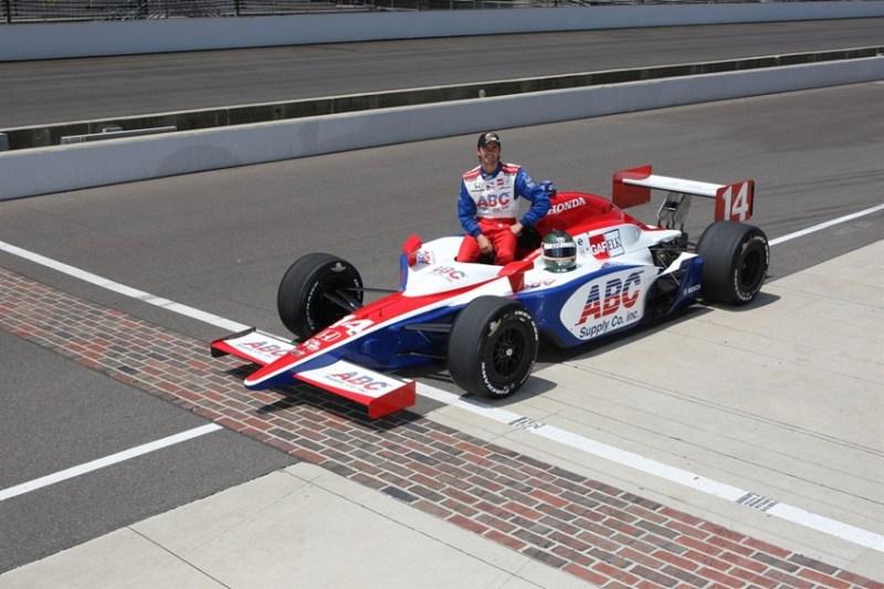 Indy500 2008 - No. 14