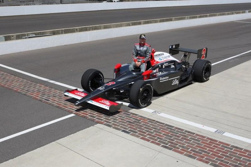 Indy500 2008 - No. 2