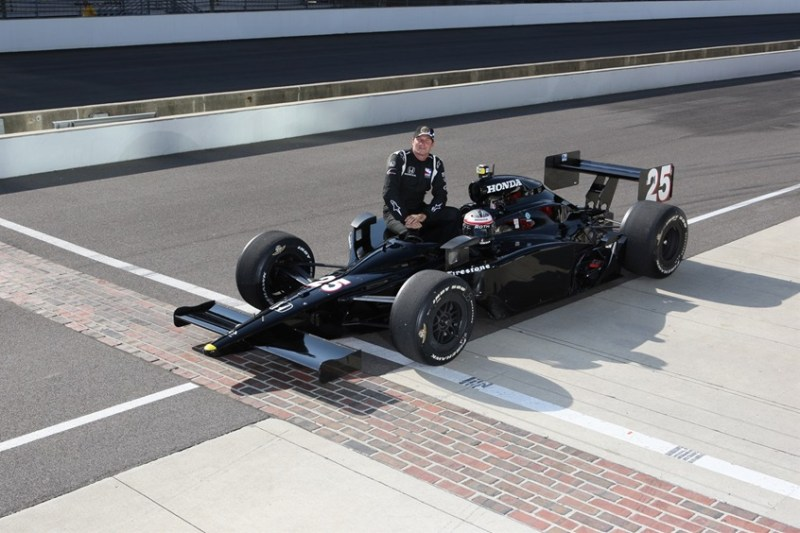 Indy500 2008 - No. 25