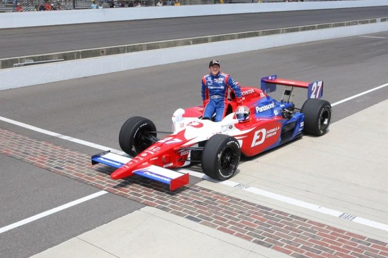 Indy500 2008 - No. 27