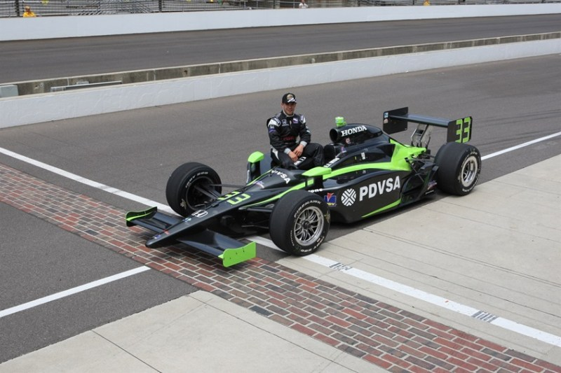 Indy500 2008 - No. 33