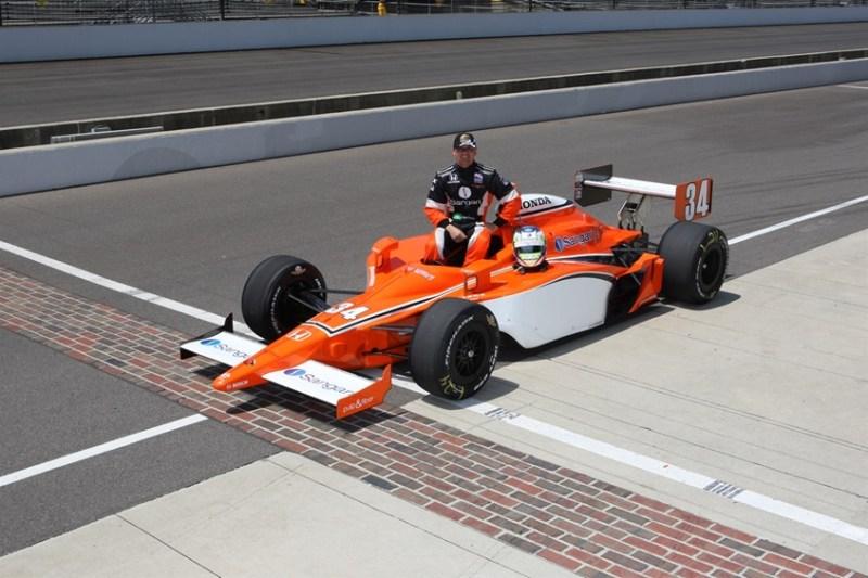 Indy500 2008 - No. 34