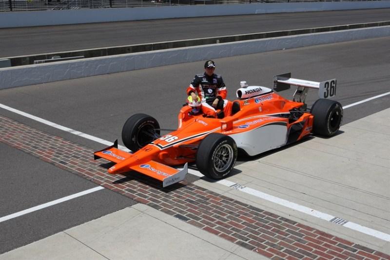 Indy500 2008 - No. 36