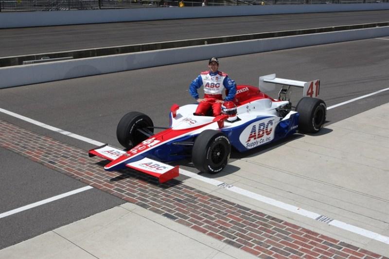 Indy500 2008 - No. 41