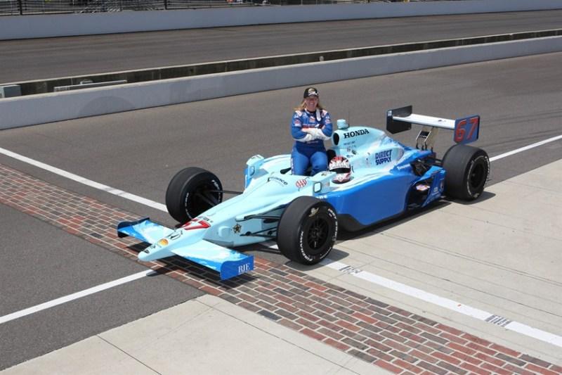 Indy500 2008 - No. 67
