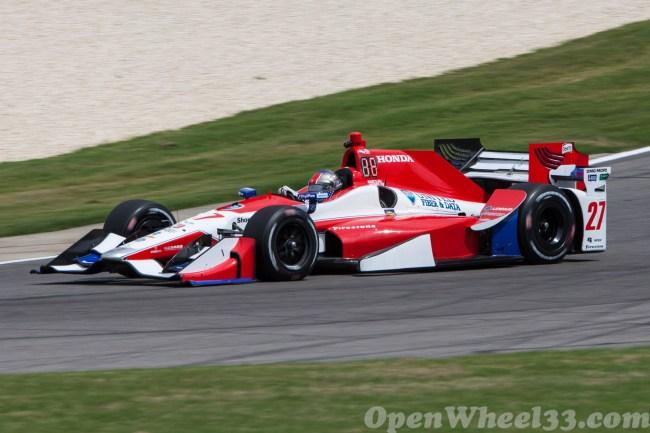 2017 Verizon IndyCar Series Driver Car Quiz - 2017 BARBER No. 27