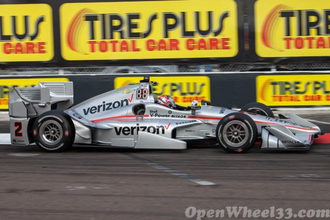 2017 Verizon IndyCar Series Driver Car Quiz - 2017 STPETE No 2