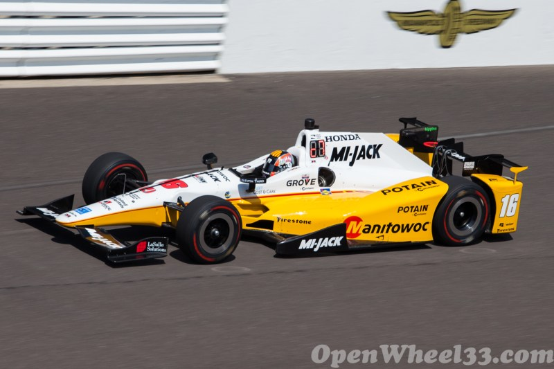 Liveries of the 101st Running of the Indianapolis 500 Mile Race - 2017 INDY500 CD No. 16