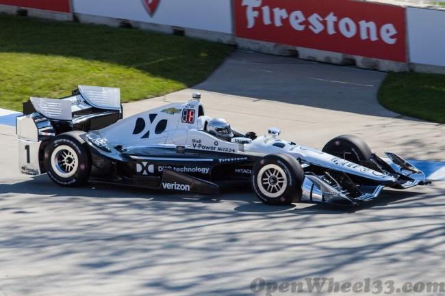 2017 Verizon IndyCar Series Driver Car Quiz - 2017 DETROIT SAT No. 1