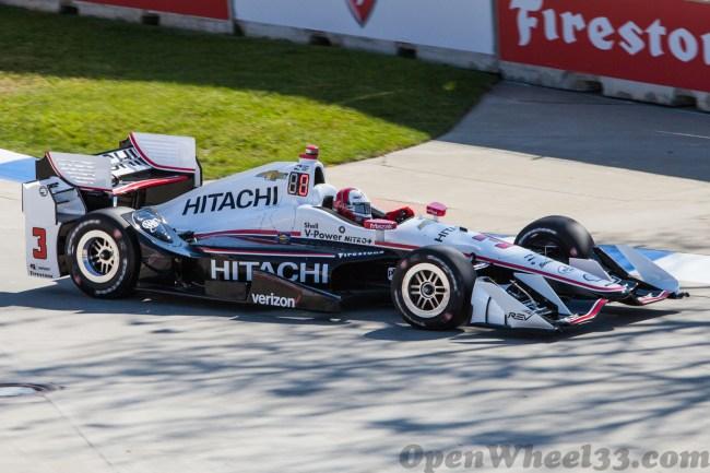 2017 Verizon IndyCar Series Driver Car Quiz - 2017 DETROIT SAT No. 3
