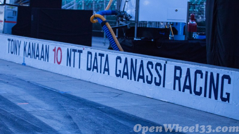 Pit Walls of the 101st Running of the Indianapolis 500 Mile Race - 2017 INDY500 PW No. 10