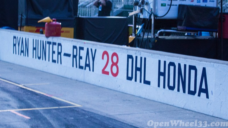 Pit Walls of the 101st Running of the Indianapolis 500 Mile Race - 2017 INDY500 PW No. 28