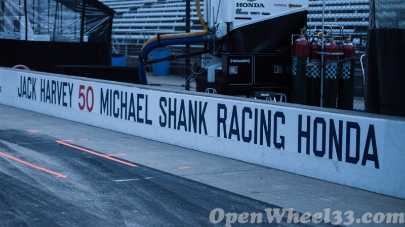 Pit Walls of the 101st Running of the Indianapolis 500 Mile Race - 2017 INDY500 PW No. 50