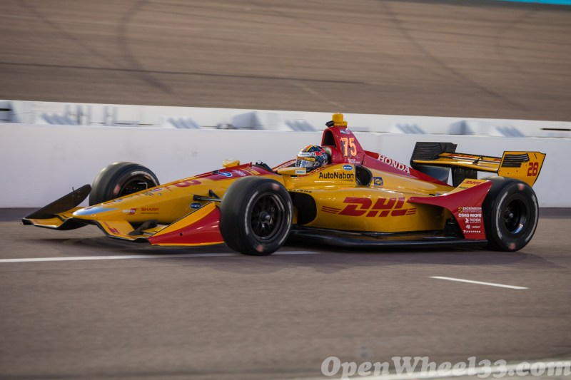 "2018 Verizon IndyCar Series ""Prix View"" Phoenix Test Liveries - 2018 Phoenix Test No. 28"