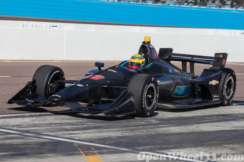 "2018 Verizon IndyCar Series ""Prix View"" Phoenix Test Liveries - 2018 Phoenix Test No. 88"
