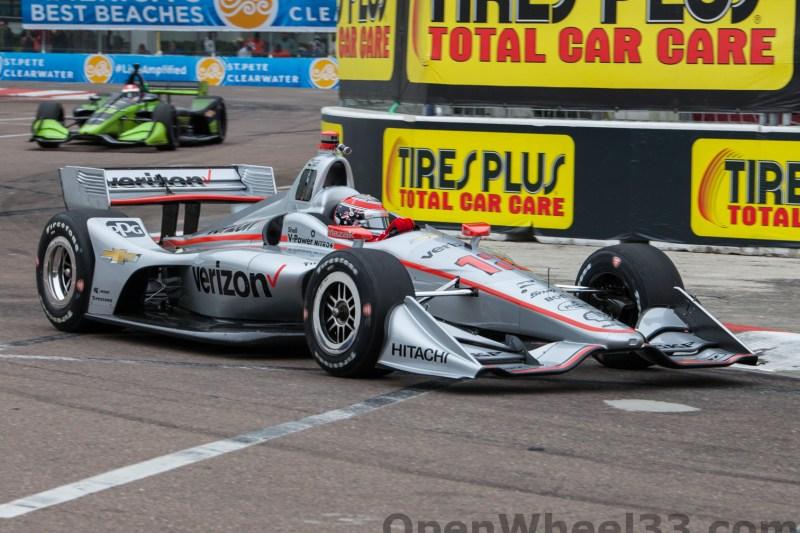 2018 Verizon IndyCar Series Firestone GP of St. Petersburg Liveries - 2018 ST PETE No. 12