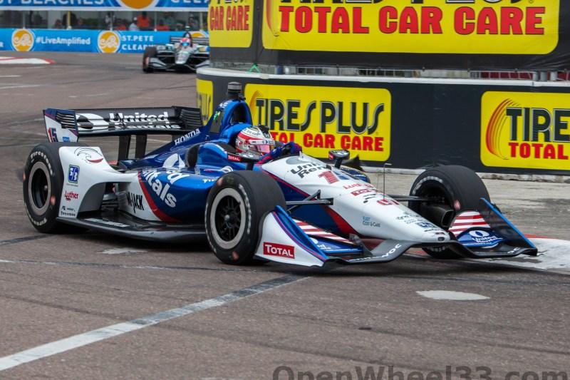 2018 Verizon IndyCar Series Firestone GP of St. Petersburg Liveries - 2018 ST PETE No. 15