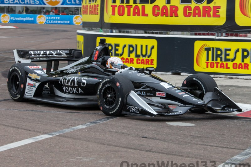 2018 Verizon IndyCar Series Firestone GP of St. Petersburg Liveries - 2018 ST PETE No. 20