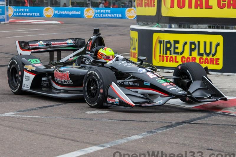 2018 Verizon IndyCar Series Firestone GP of St. Petersburg Liveries - 2018 ST PETE No. 21