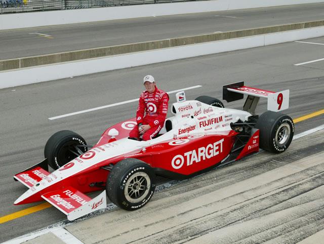 2003 Paint Schemes - 2003 CAR 9