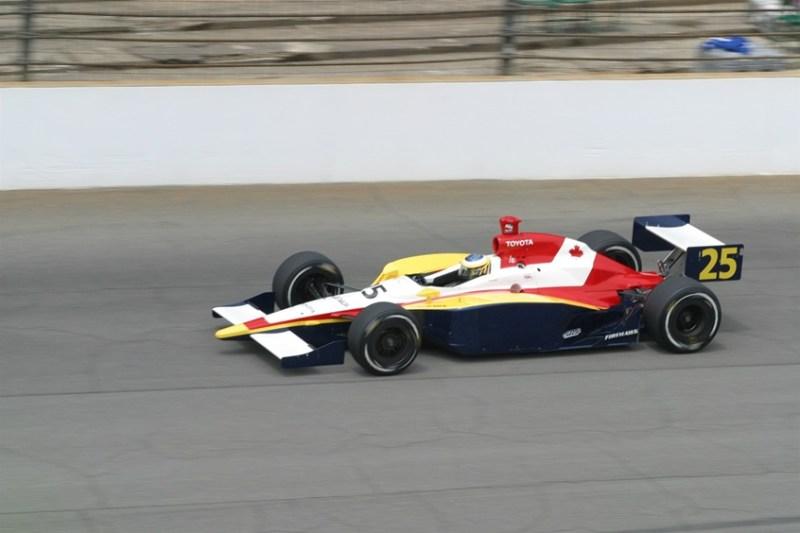 2004 Paint Schemes - 2004 CAR 25