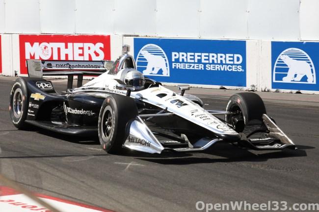 2018 Verizon IndyCar Series Driver Car Quiz - 2018 LONGBEACH No. 22