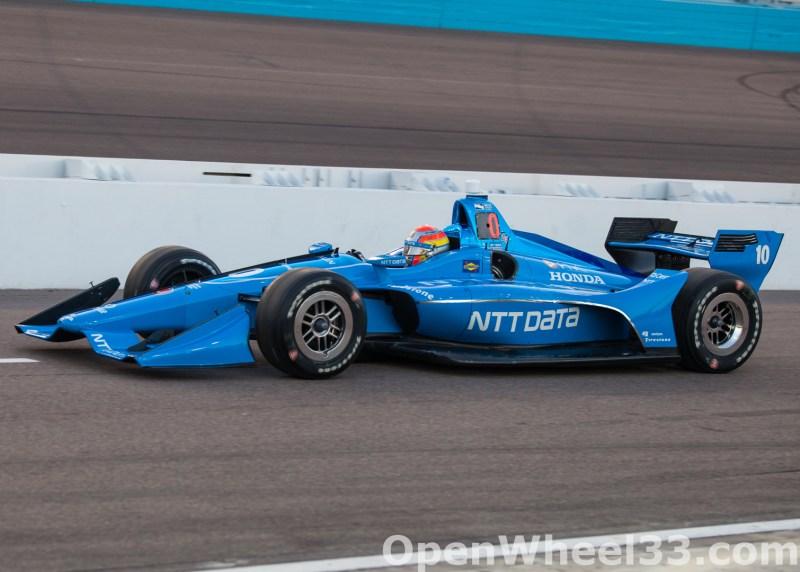 2018 Verizon IndyCar Series Desert Diamond West Valley Phoenix GP Liveries - 2018 PHOENIX No. 10