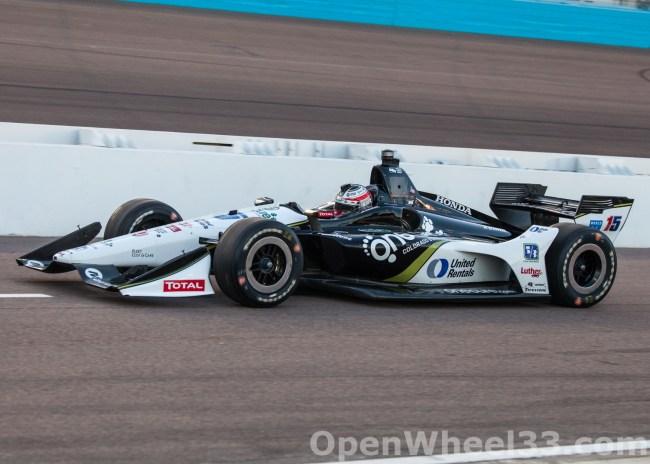 2018 Verizon IndyCar Series Driver Car Quiz - 2018 PHOENIX No. 15