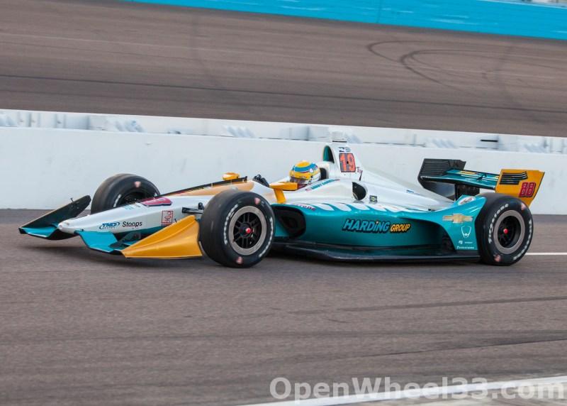 2018 Verizon IndyCar Series Desert Diamond West Valley Phoenix GP Liveries - 2018 PHOENIX No. 88