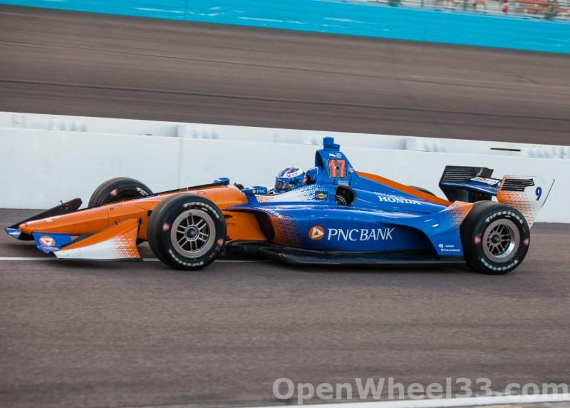 2018 Verizon IndyCar Series Desert Diamond West Valley Phoenix GP Liveries - 2018 PHOENIX No. 9
