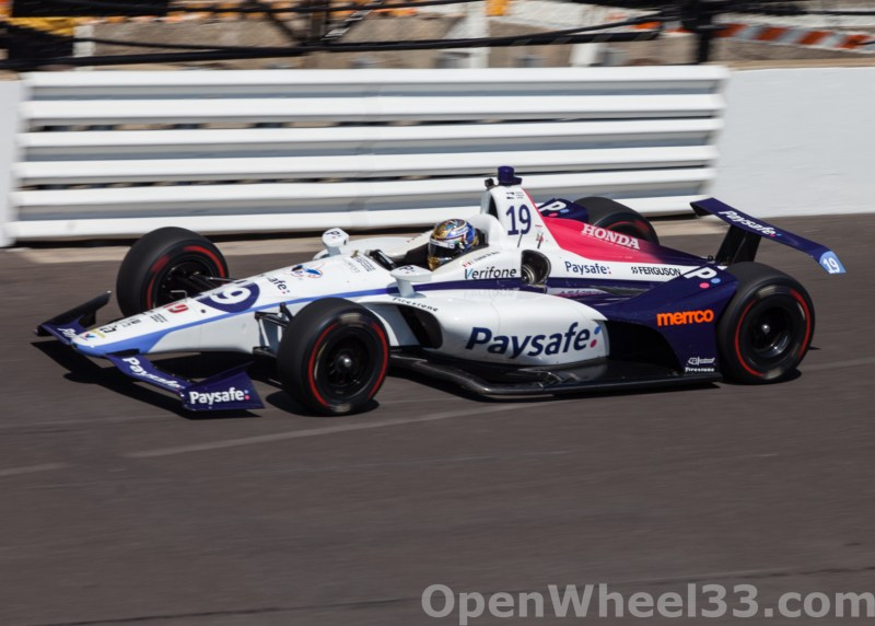 Liveries of the 102nd Running of the Indianapolis 500 Mile Race - 2018 INDY 500 CD No. 19
