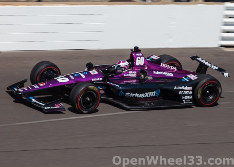 Liveries of the 102nd Running of the Indianapolis 500 Mile Race - 2018 INDY 500 CD No. 60