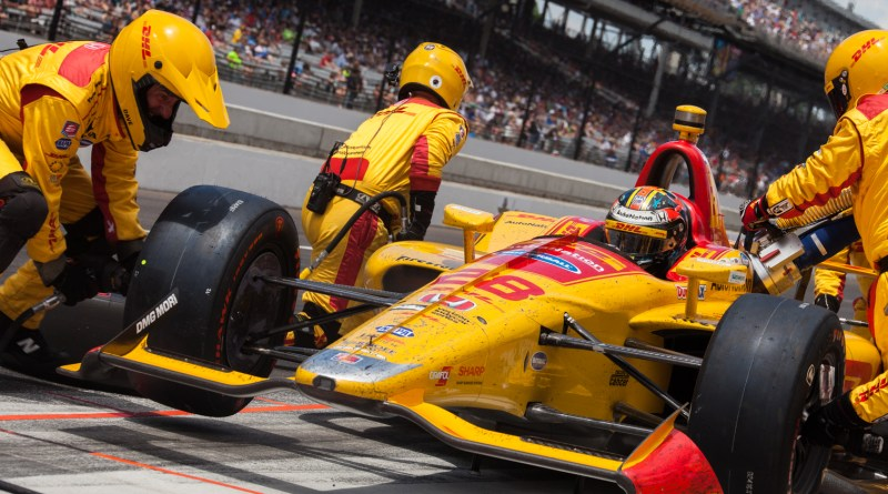 2018 INDY 500 RD 12