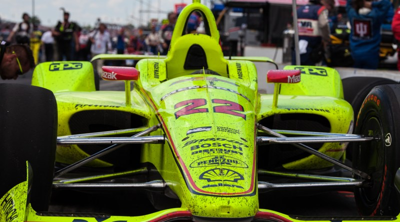 2018 INDY 500 RD 17