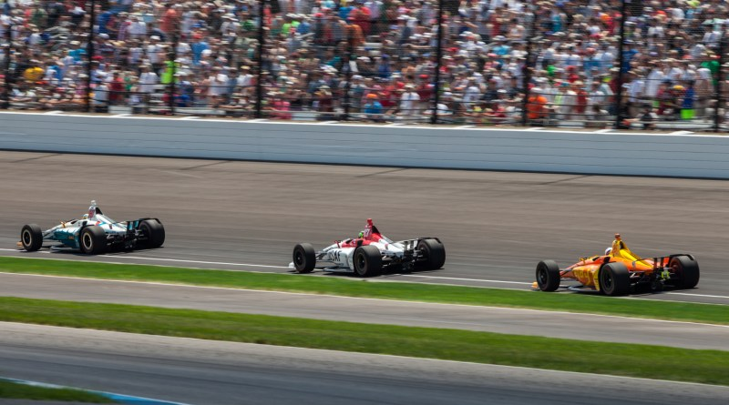 2018 INDY 500 RD 21
